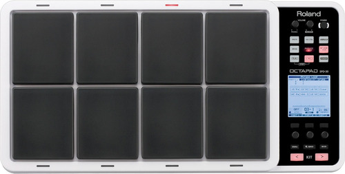 Imagen 1 de 6 de Bateria Electronica Roland Spd-30 Octapad