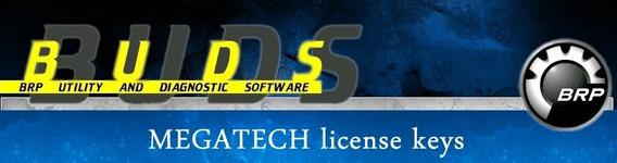 Diagnostico Jet Ski - Sea Doo Buds - Licenca Megatech - Brp