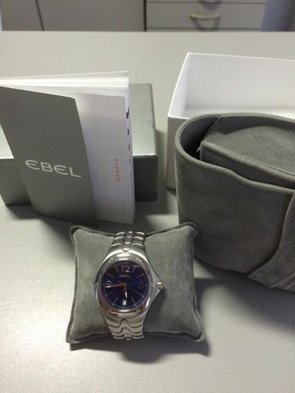 Relógio Ebel Sportwave E9955k41 Original Promoção R$ 2890,00