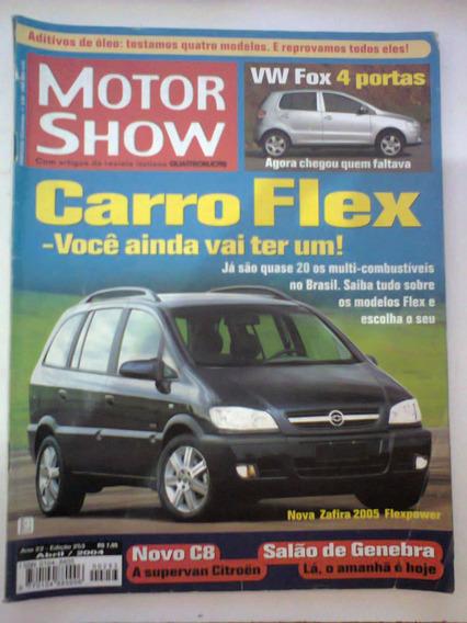 Revista Motor Show - N° 253 - Abril 2004