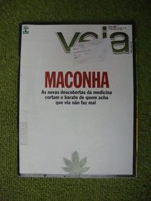Revista Veja - Maconha - Nº 44 - 31out2012