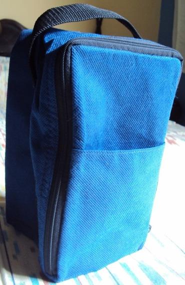 193 Prd- Case- Porta Cd- Material Jeans