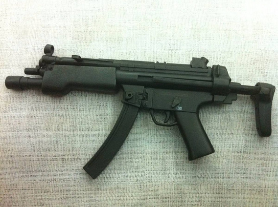 Hot Toys Rifle Mp5 Chris Redfield Entrego Ya!!!!!!!!!!!!!!!!