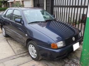 Volkswagen Polo Classic 1.6 Mec. 1999 (2000) En Buen Estado