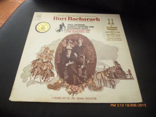 Vinilo Lp 12  Burt Bacharach - Butch Cassidy And  (u970