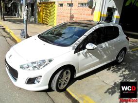 Peugeot 308 Feline 2.0 N / Modelo 2012 / Inmaculado