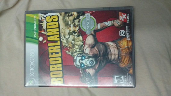 Borderlands Xbox360 Original