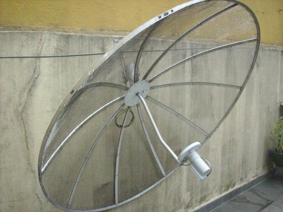 Antena Parabólica Somente A Parábola De 1.60 Metros