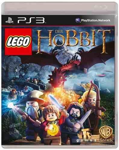 Lego Hobbit Pt - Ps3 Lacrado Frete R$ 12,00