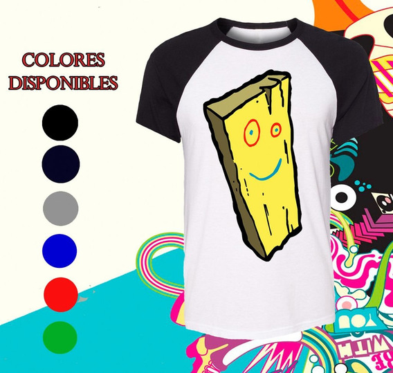 Remera Tablón Cartoon Network