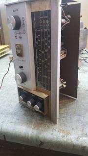 Amplificador Valvular Audinac S 1000