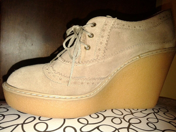 Zapatos Cripers Cuero Marca Lucerna