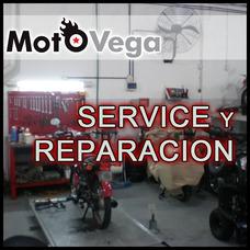 Service Oficial Reparación Taller Moto Presupuestos Choque