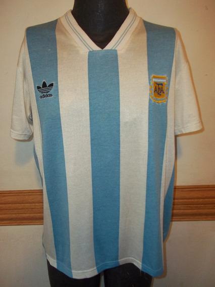 Camiseta De La Selección Argentina # 10 Temp. 1991 Talle 2