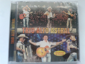 Cd Trio Alto Astral - Ao Vivo