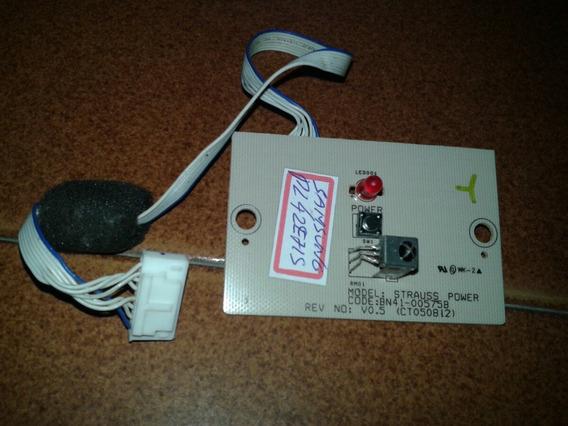 Placa Do Sensor Da Tv Samsung Pl 42e71s