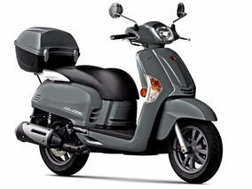 Moto Scooter Kymco Like 200i 200 I Sym Piaggio Z3 0km