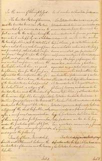 Lienzo Tela Tratado Guadalupe Hidalgo 1847 Sección 60 X 40