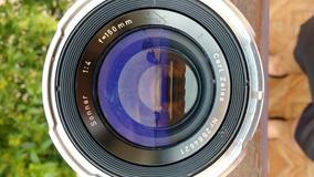 Lente Carl Zeiss Sonnar 150mm F/4 P/ Rolleiflex Rollei