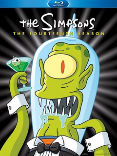 Blu-ray The Simpsons Season 14 / Los Simpson Temporada 14