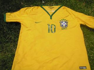Camisa Do Brasil 2014