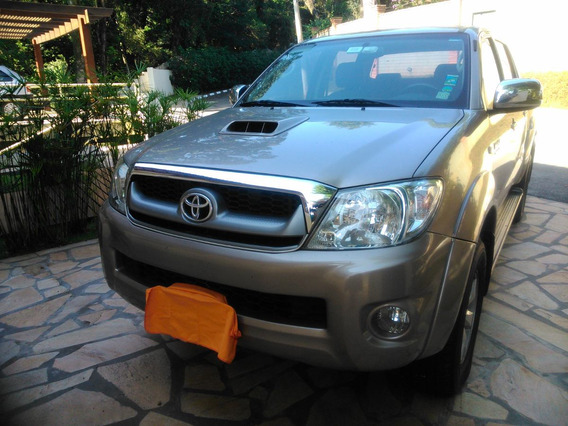 Toyota Hilux 3.0 Turbo Diesel 4x4 Unico Dono Completissima