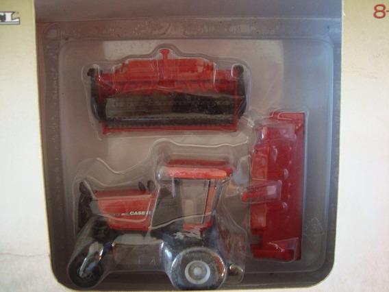 Mini Trator Agricola Wd2303 Casei Da Ertl Na Escala 1/64