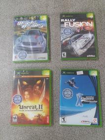 4 Jogos Xbox 1 Geração