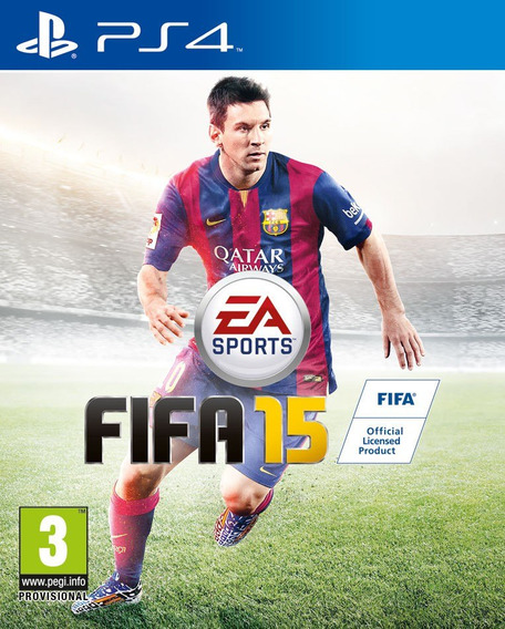 Fifa 15 Ps4 Playstation 4 Midia Digital