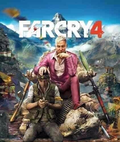 Imagem 1 de 1 de Far Cry 4