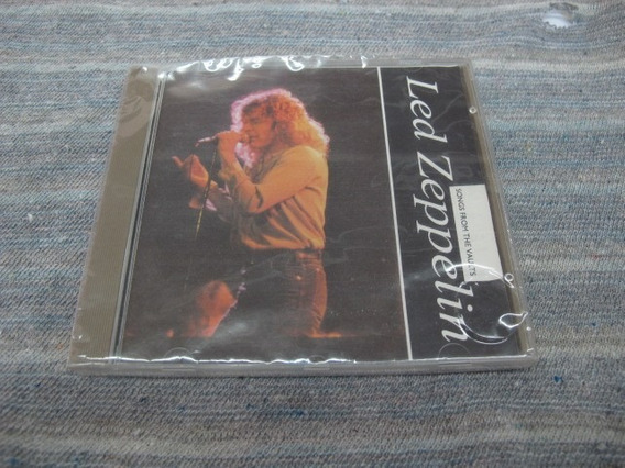 Cd: Led Zeppelin: Songs From The Vaults