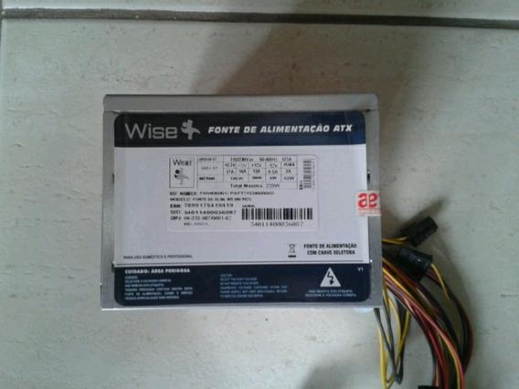 Fonte Wase Case Atx 24 Pinos