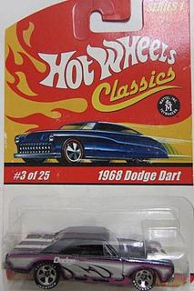 Hot Wheels Classics Dodge Dart (lacrado)