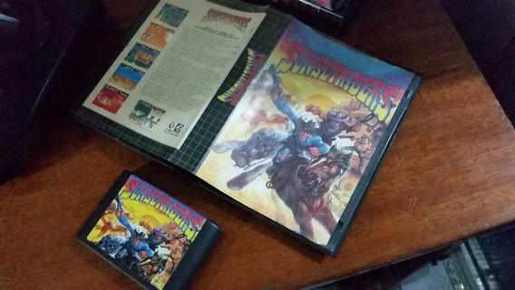 Sunset Riders Para O Mega Drive Funcionando 100%