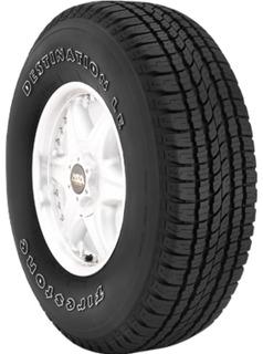Neumático 235/60 R17 Firestone Destination Le
