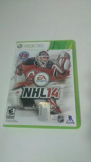 Jogo Xbox 360 Nhl 14 Ea Sports