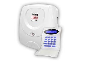 Central De Alarme Jfl Monitorada, Active-20 Ultra