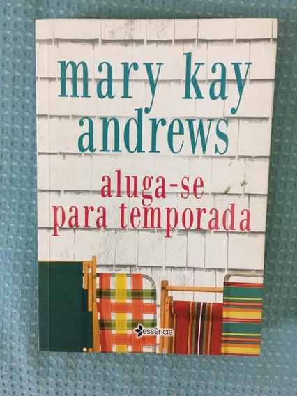 Livro Mary Kay Andrews (aluga-se Para Temporada)