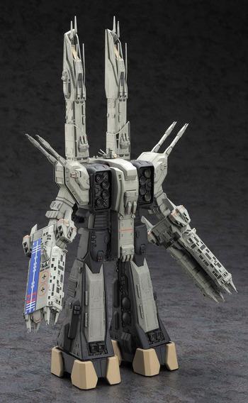 Sdf-1 Macross, Robotech 1/4000, Bandai, Yamato, Arcadia