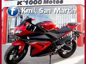 Zanella Rz 25 R Full Pista R1 R6 250cc Ninja