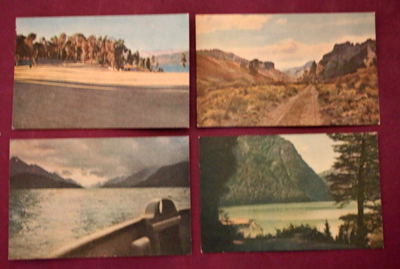 Antiguas Tarjetas Postales Parques Nacionales (150044)