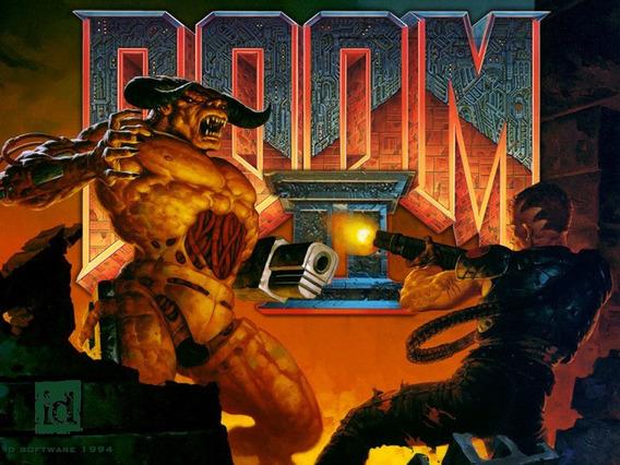 Doom - Quake - Duken N - Simcity - Pacote Com 9 Jogos
