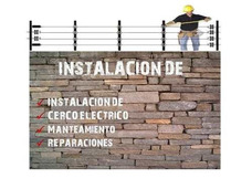 Instalacion Cerco Electrico