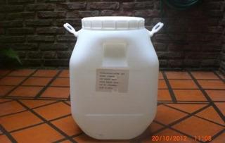 Tambor Bidon Cuñete De Plastico De 50 Kilos/litros Swimclor