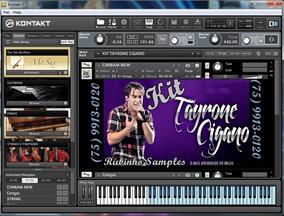 Kit Sample Tayrone Cigano 2015