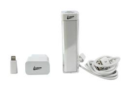 Power Bank Bateria + Cabo Usb + Carregador P/smartpho