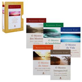 A Inteligência De Jesus Cristo - 5 Volumes - Augusto Cury