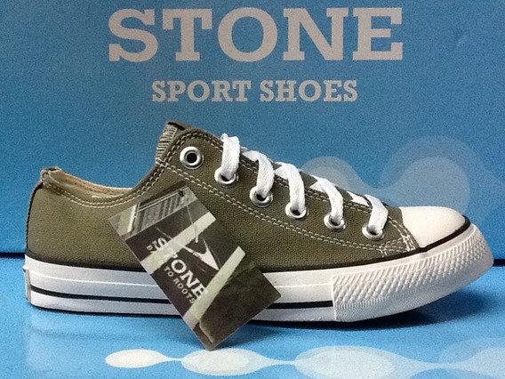 Zapatillas Stone Original Lona Promo 34 Al 42 Local Centro