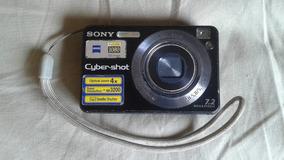 Câmera Digital Sony Cyber Shot Dsc-w120