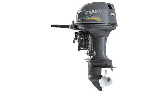 Motor Popa Yamaha 40 Aws 6x Sem Juros